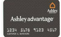 Online Financing With Ashley Advantage Credit Card