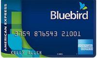 Bank Without The Fees With Bluebird Card