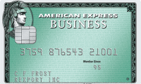 Business Green Rewards Card |Good for Business