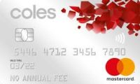 Coles MasterCard | No Annual Fee Ever
