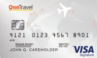 OneTravel Credit Card | Pick Up Points