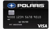 Earn Polaris Cash With Polaris Visa Card