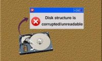 Corrupted Hard drive/ how to fix in few minutes