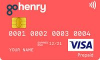 12 Things that makes Gohenry Visa Card Great Choice ?