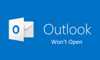 Outlook Won't Open?/how You Can Fix it