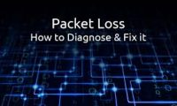 Packet loss Symptoms and causes/ how to fix?