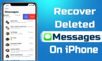 Deleted text message on my iPhone/How do I Recover it?