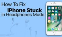 iPhone Stuck in headphone mode/ Best ways to fix it