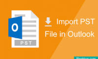 How To Import PST File In Outlook Without Delay