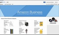 Amazon Business Account Create