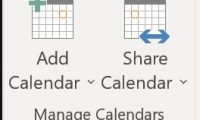 Outlook How To Share Calendar