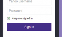 Yahoo Mail Mobile Login