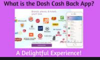Dosh Cash back app – How to use dosh cashback app
