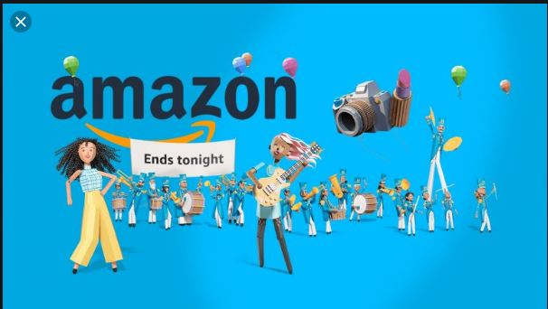 Amazon Sign Up Prime