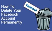How To Delete Facebook Account Permanently Immediately | How to deactivate your Facebook Account
