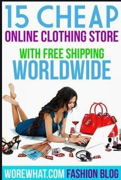 Cheap Online Stores