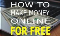 Ways On How To Make Money Online | How To Make Money Online For Free