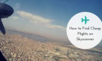 Skyscanner USA – how to find cheap flights in USA