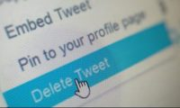 How to Delete a tweet from Twitter | Tweet delete review