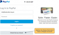 PayPal Login- PayPal login page | How to login to your PayPal account