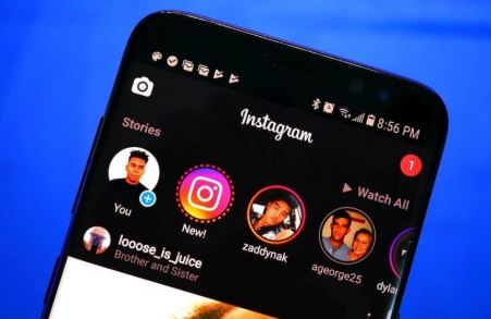 Instagram Dark Mode on Android
