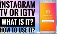 Instagram TV | How to get IGTV on Instagram | Instagram TV upload