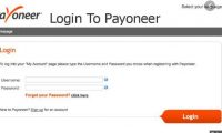 Login to Payoneer| How to login to Payoneer| Recover your account password