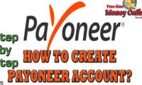 Payoneer account Create | How to create Payoneer account | Payoneer Login