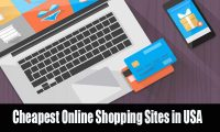 Cheapest Online Shopping Sites in USA – Advantages of Shopping on the Cheapest Online Shopping Sites