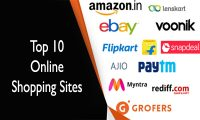 Top 10 Online Shopping Sites – List of Top 10 Online Shopping Sites | Advantages and Disadvantages