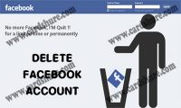 Delete Facebook Account – Facebook Deactivate Account | Delete Facebook