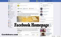 Facebook Home Page – Login to Your Facebook Homepage on Mobile, Computer