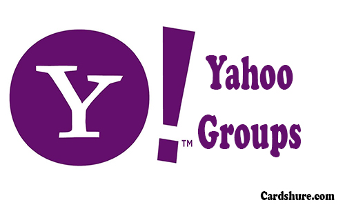 Yahoo Groups - Yahoo Group Features | Yahoo Create New Group | Yahoo New Account Registration | Accessing Yahoo Groups
