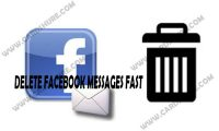 Delete Facebook Messages Fast – Facebook Delete Messages | Remove Facebook Messages