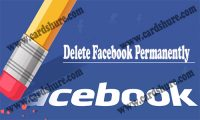 Delete Facebook Permanently – Delete Facebook Account | Delete Facebook