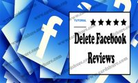 Delete Facebook Reviews – Report and Delete Facebook Reviews