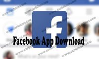 Facebook App Download – Facebook App Download Free | Facebook App Install