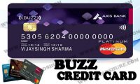 Buzz Credit Card – Buzz Credit Card Application