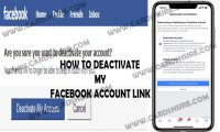 How to Deactivate My Facebook Account Link – Delete Facebook Forever | Delete my Facebook