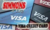 Simmons Visa Credit Card – Simmons Visa Credit Card Application