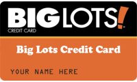 Big Lots Credit Card – Application and Activation Big Lots Credit Card