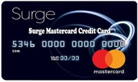 Surge Mastercard Credit Card – How to Apply for Surge Mastercard Credit Card