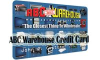 ABC Warehouse Credit Card – How to Apply