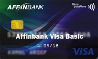 Affinbank Visa Basic – How to Apply for Affinbank Visa Basic Card