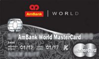 AmBank World MasterCard – How to Apply