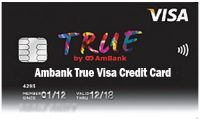 Ambank True Visa Credit Card – How to Apply