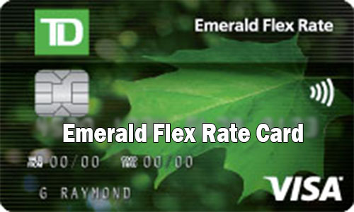 Emerald Flex Rate Card - How to Apply for Emerald Credit Card