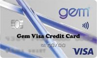 Gem Visa Credit Card – Gem Visa Credit Card Application