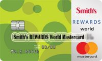 Smith's REWARDS World Mastercard® – How to Apply