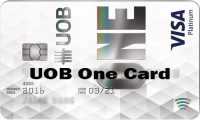 UOB One Card – How to Apply for UOB One Card